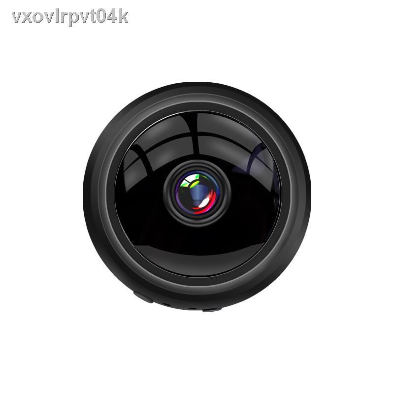 3C ที่เป็นประโยชน์❂✘◎【 1080P HD 】กล้องจิ๋ว wifi กล้องติดกล้องจิ๋วขนาดเล็ก กล้องจิ๋วกล้องจิ๋วแอบดูภาพถ่ายทางอากาศ