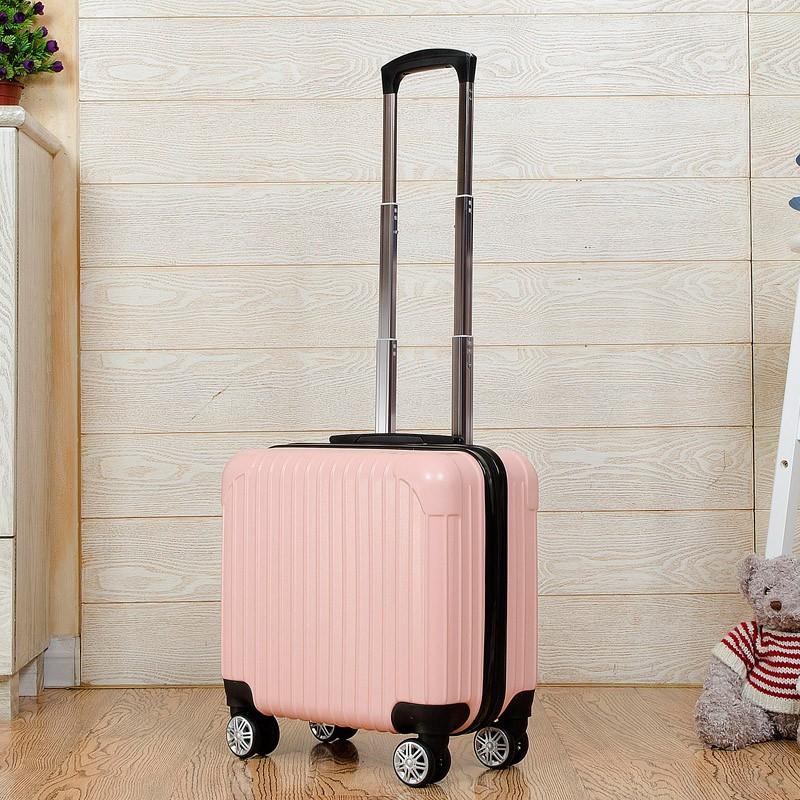 กระเป๋าเดินทางขนาดเล็ก 18 นิ้ว