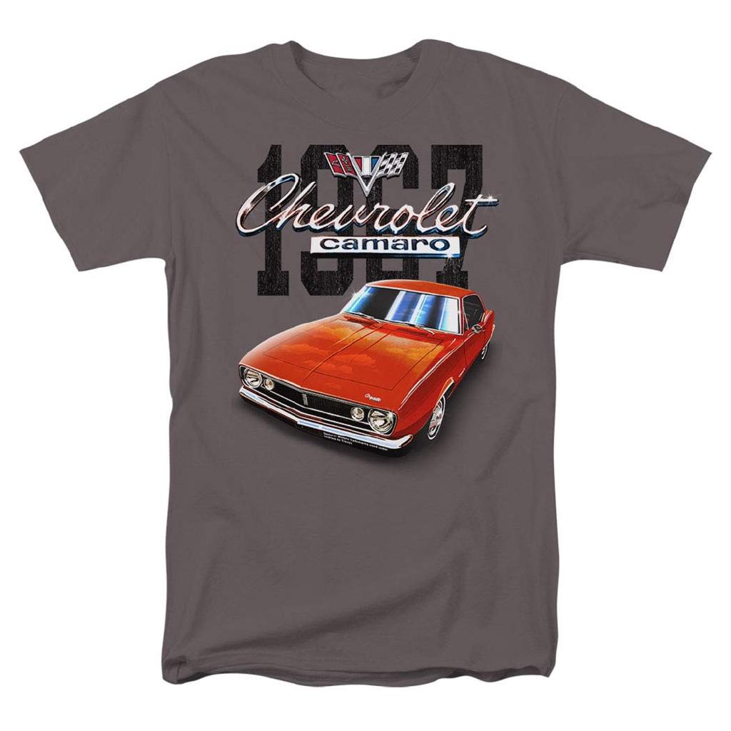 Dukes of Hazzard General Lee Car Black T-shirt Tee