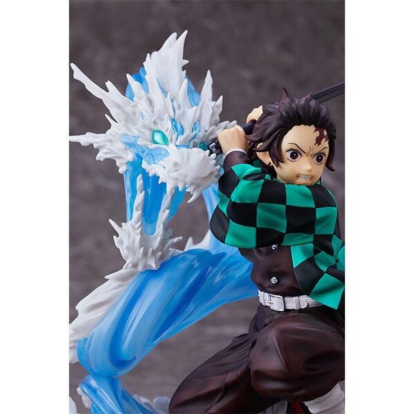 ✶✻♈ฟิกเกอร์อะนิเมะ, Demon Slayer Blade, ประตูห้องครัว Tanjiro, Life and Life, Model Boxed Decoration Gift Figure