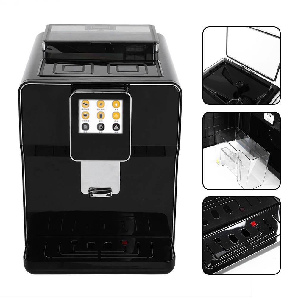 !hot new&[จัดส่งฟรี]สแตนเลสอัตโนมัติกาแฟเชิงพาณิชย์Makerเครื่องชงกาแฟอัตโนมัติกาแฟเชิงพาณิชย์Maker ·เครื่องทำกาแฟ yf3L