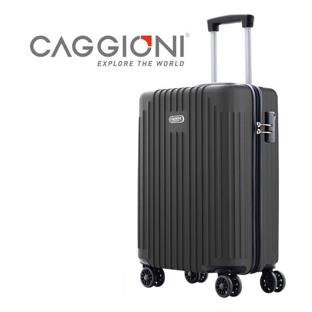 CAGGIONI กระเป๋าเดินทาง 20นิ้ว/28นิ้ว