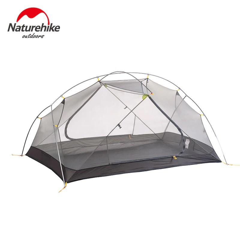 +พร้อมส่ง+ Naturehike Mongar 2 20D tent 3 season เต็นท์ 3 ฤดู สำหรับ 2 คน น้ำหนักเบา เหมาะกับ Outdoor camping tiTL