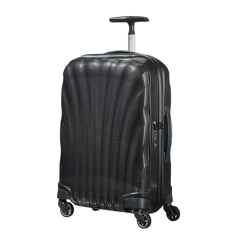 SAMSONITE กระเป๋าเดินทางล้อลาก รุ่น COSMOLITE ขนาด 20 นิ้ว HARDSIDE SPINNER 55/20 CABIN BAG TSA LOCK
