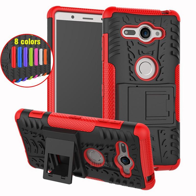 เคสสำหรับ Sony Xperia XZ2 Compact Case กันกระแทก