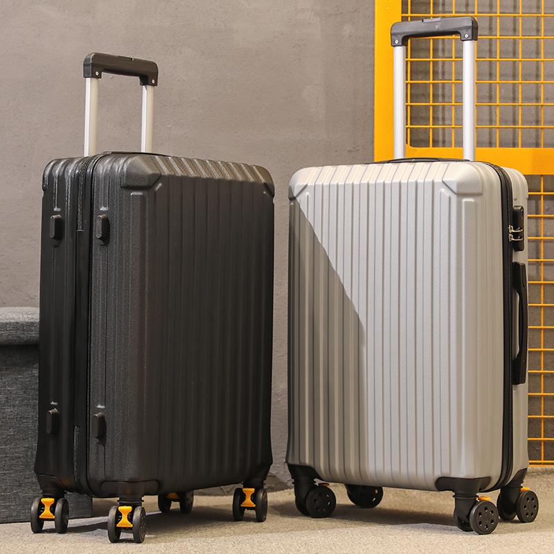 กระเป๋าเดินทางสำหรับผู้ชาย28นิ้วกระเป๋าเดินทางรหัสผ่านกล่องกล่องหนังล้อสากล24-นิ้ว26-นิ้ว