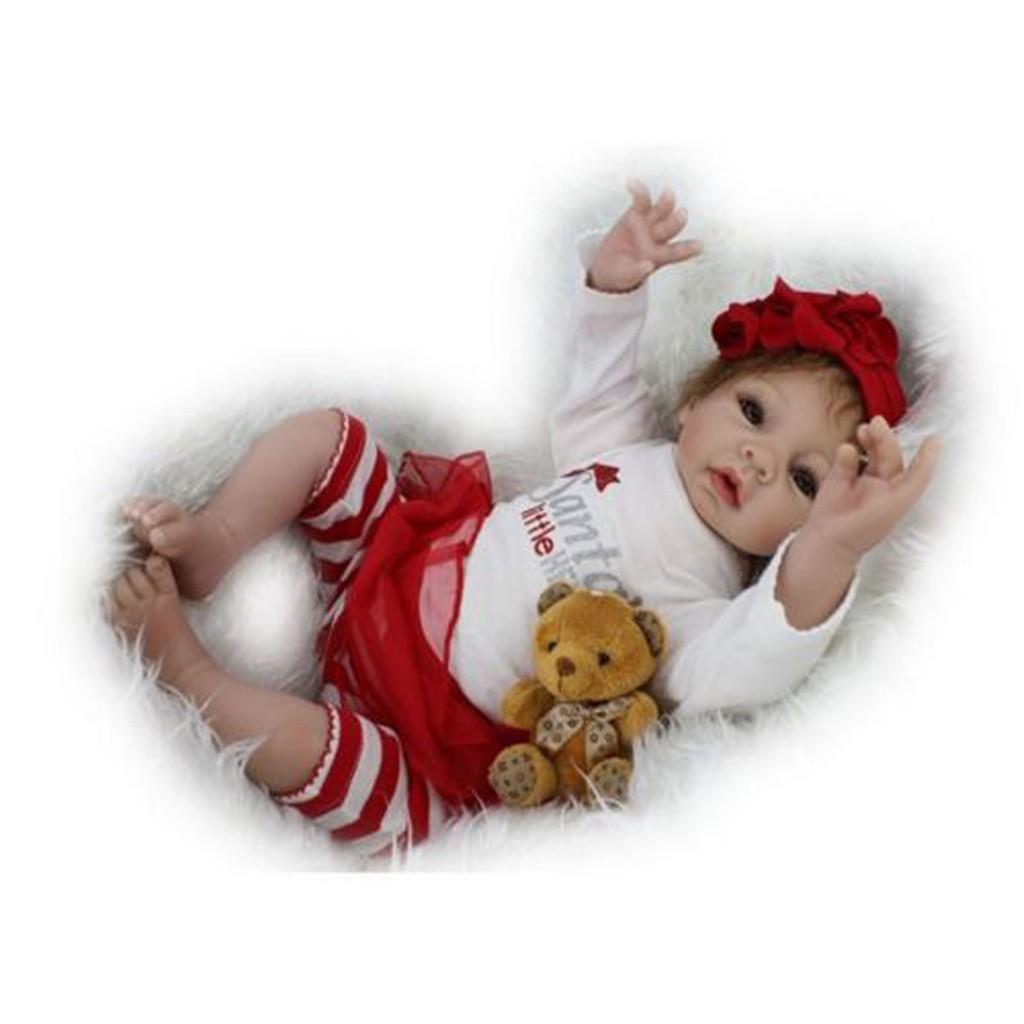 20inch-Silicone-Vinyl-Reborn-Doll-Gift-Baby-Dolls-Lifelike-Baby-Newborn-Handmade