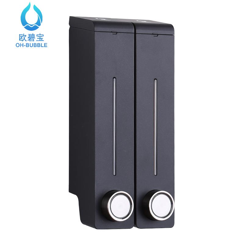 ที่กดน้ำยาล้างจาน★ยุโรป碧宝ตู้ทำสบู่ห้องน้ำแชมพูเจลอาบน้ำกล่องติดผนังห้องน้ำเจลอาบน้ำแชมพูคั้น
