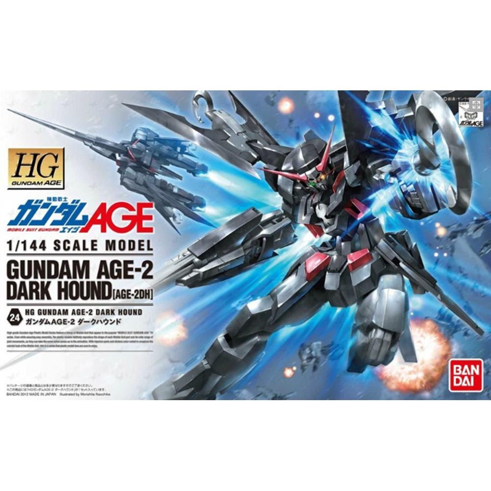HG 1/144 : Gundam AGE-2 Dark Hound