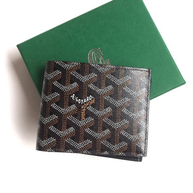 New goyard wallet