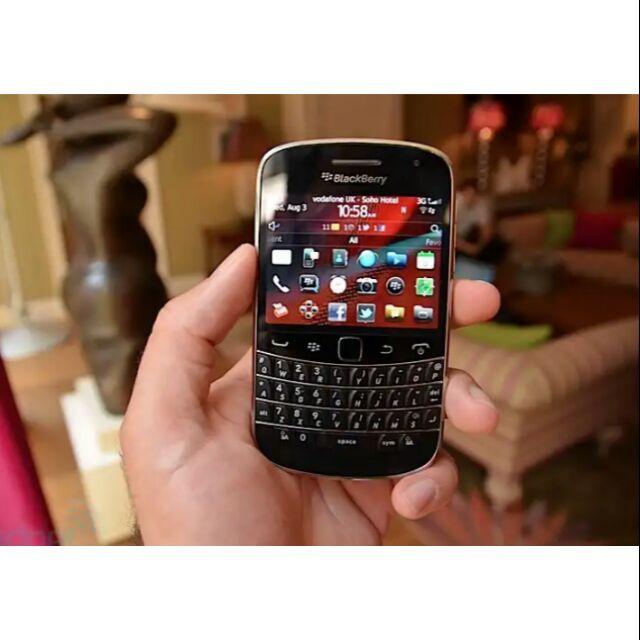 BlackBerry Bold 9900 (Pre)