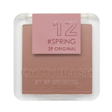 2P Original Oh My Blush 5g.12 Spring