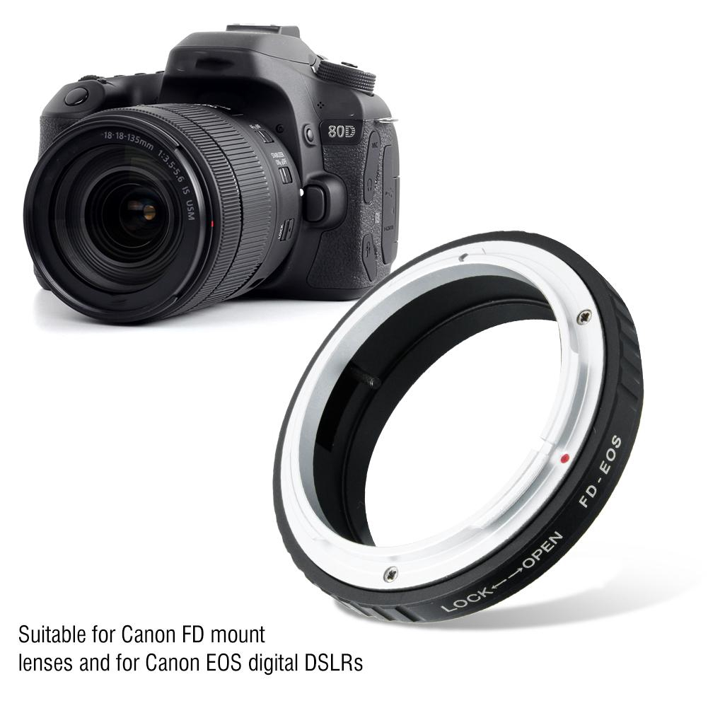 Discount FD-EOS for Canon FD lens for Canon EOD(EF mount) Full MF