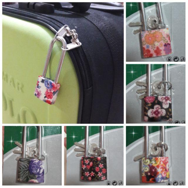 กุญแจกระเป๋าเดินทาง /ล็อคเกอร์ ขนาด 32mm