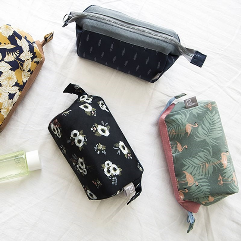 กระเป๋าเดินทางใบเล็กมือสองกระเป๋าเดินทางใบเล็กกระเป๋าเดินทางใบเล็ก 14 นิ้ว♟✽ฉบับเกาหลีแบบ Take-out แบบเกาหลี สะดวก สบาย