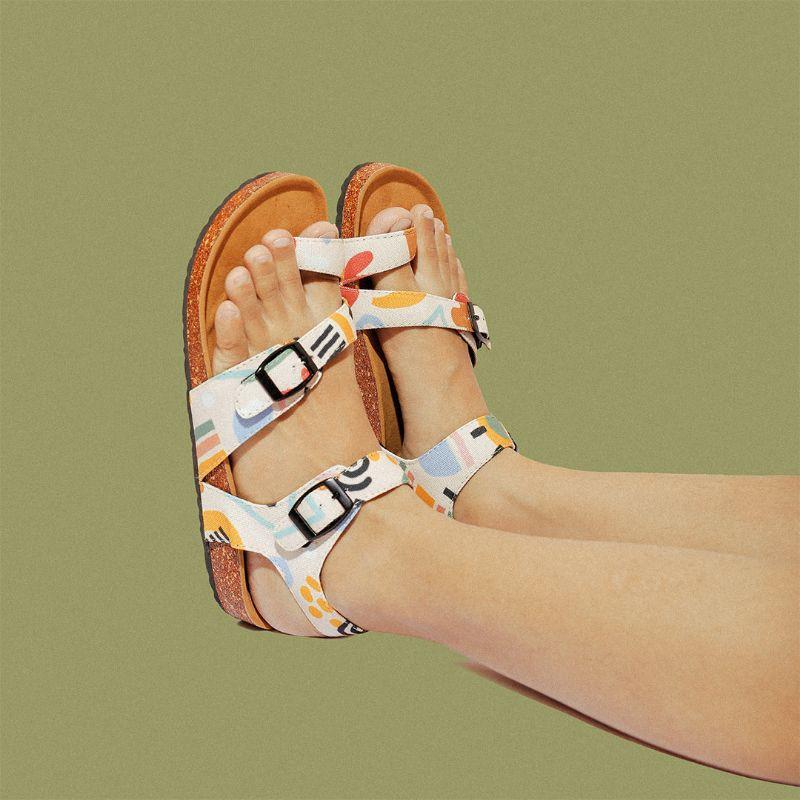 รองเท้าแตะ Biken สําหรับผู้หญิง