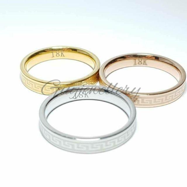 แหวน 3 กษัตริย์ ทองอิตาลี 18K