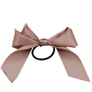 Hair accessory hair band sweet oversized ribbon bow hair ring popular bow tie