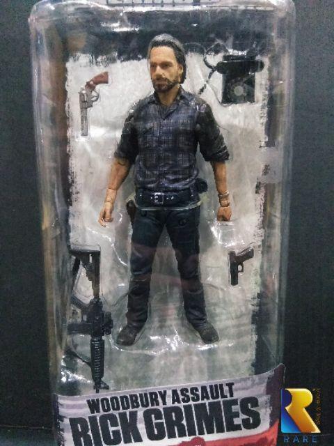 RARE-The Walking Dead-Figure Rick Grimes
