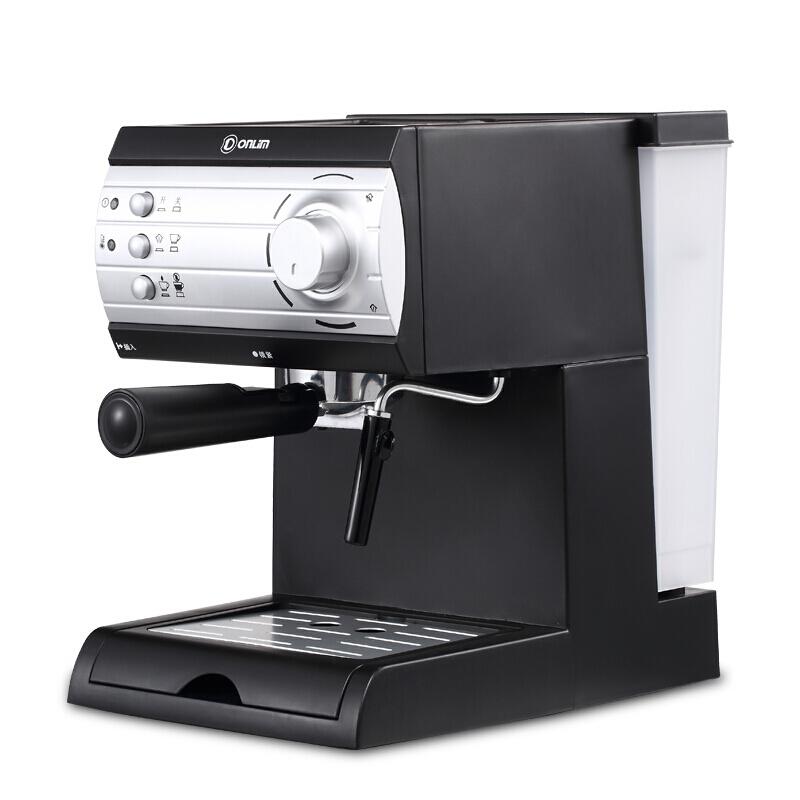 DFDonlimเครื่องชงกาแฟ บ้านกึ่งอัตโนมัติอิตาลีเครื่องทำนมเครื่องชงกาแฟแคปซูลเครื่องชงกาแฟ DL-KF6001 ได้มาตราฐาน
