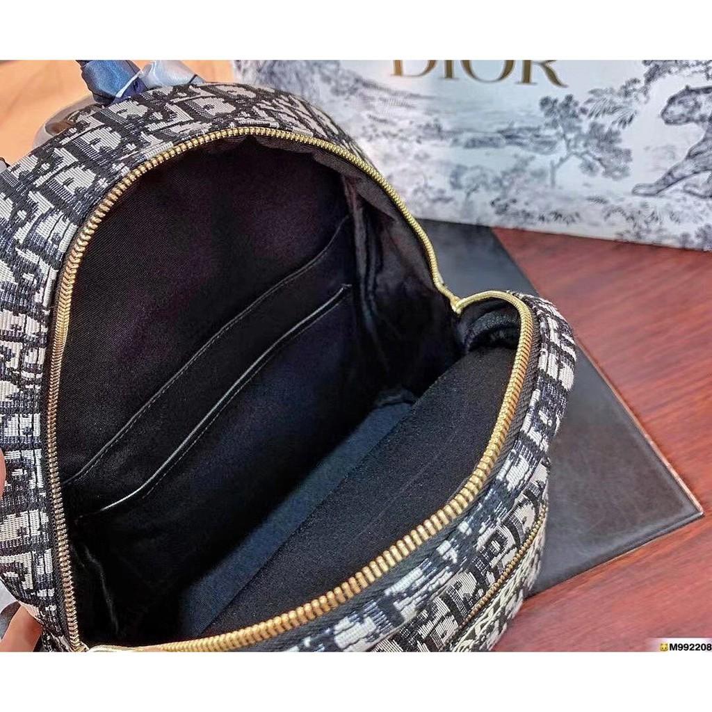 ₪◊☄กระเป๋าเป้ Dior กระเป๋านักเรียน กระเป๋าเป้เดินทาง