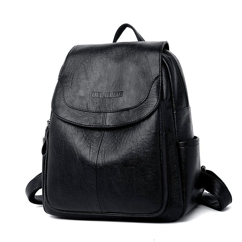 กระเป๋าเป้ สไตล์จีนCartier Lacosteกระเป๋าเป้สะพายหลังสำหรับผู้หญิง2020กระเป๋าเป้สะพายหลังเดินทางสไตล์เกาหลีสำหรับผู้หญิง
