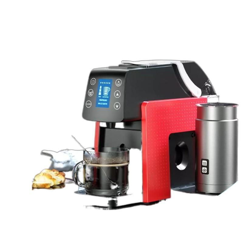 ◈☃✉เครื่องทำกาแฟ เครื่องชงกาแฟแคปซูล  Multi Capsule เครื่องทำกาแฟ Coffee Machine เครื่องชงกาแฟอัตโนมัติ เครื่องชงกาแฟสด