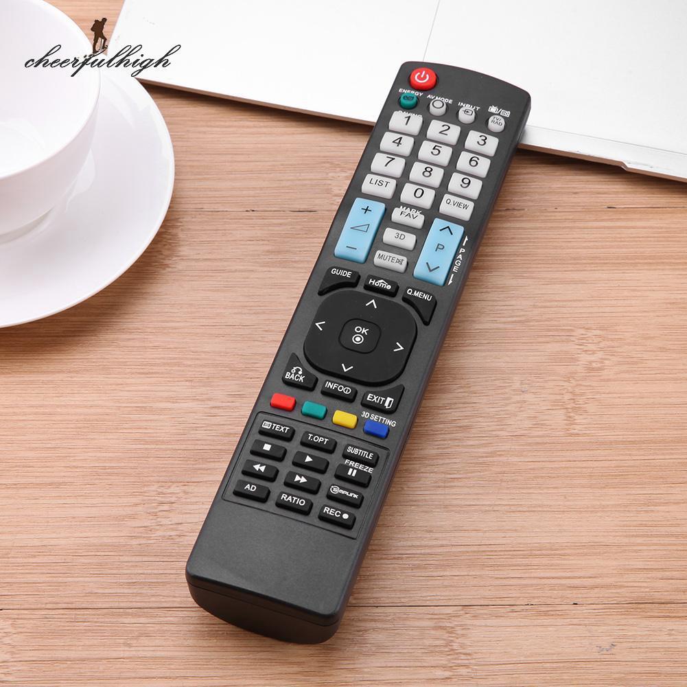 รีโมทคอนโทรลสําหรับ akb 73 756504 32 42 47 50 55 led plasma tv