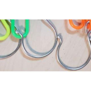 โซ่พลาสติกสำหรับแขวนของ142cmสำหรับแขวนทั้งแนวตั้งแนวนอนโดยไม่ต้องเจาะเพดาน