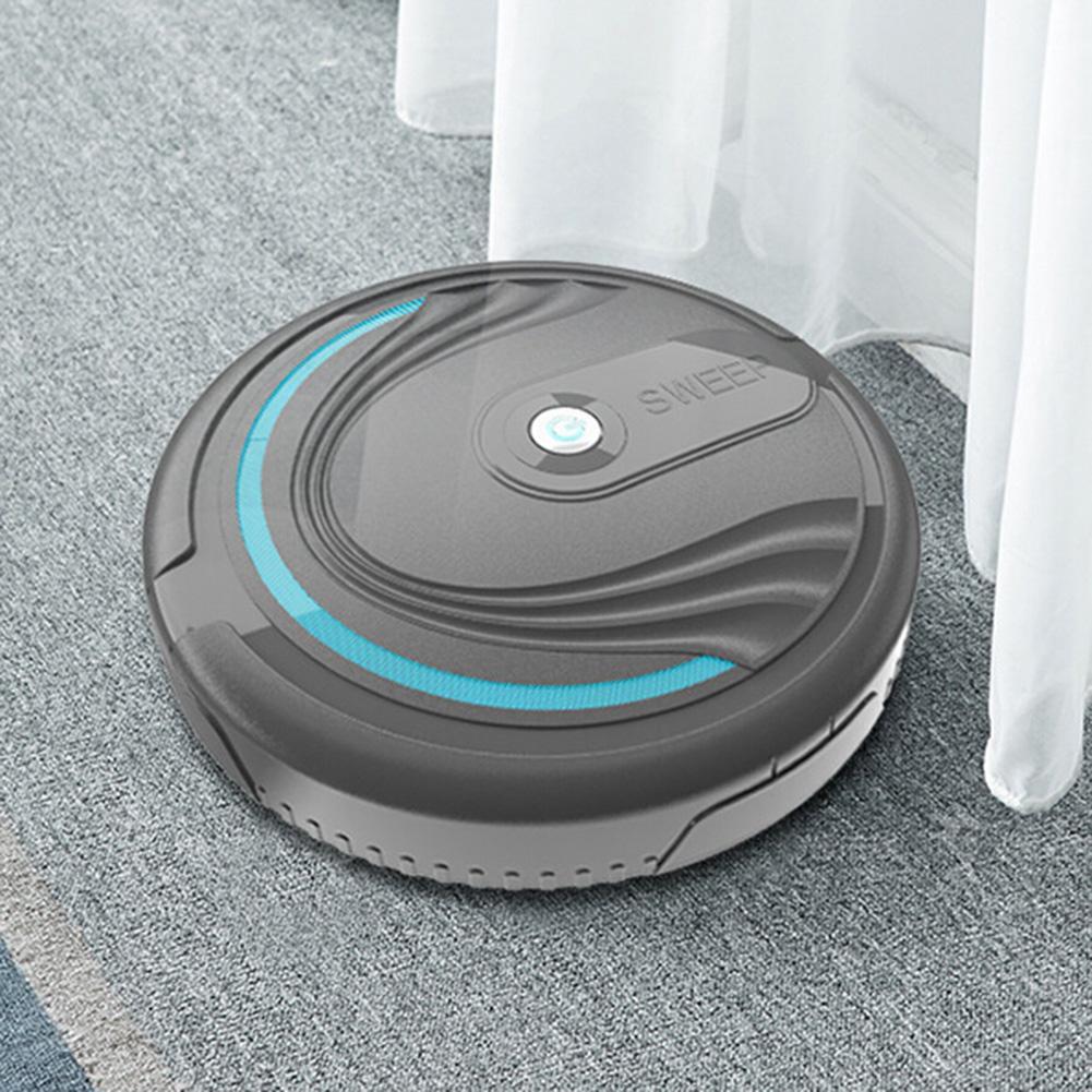 หุ่นยนต์ดูดฝุ่นทำความสะอาด สำหรับใช้ใ