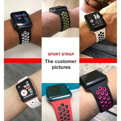 สาย Apple Watch Nike Sports