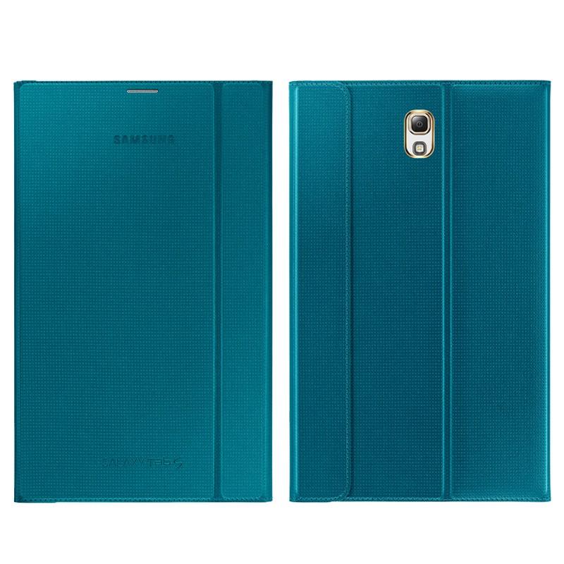 【Samsung tablet case】แท็บเล็ตซัมซุงแท็บ S 8.4 เคสป้องกัน T705C ซองหนังแท้ T700 T705 Smart Sleep