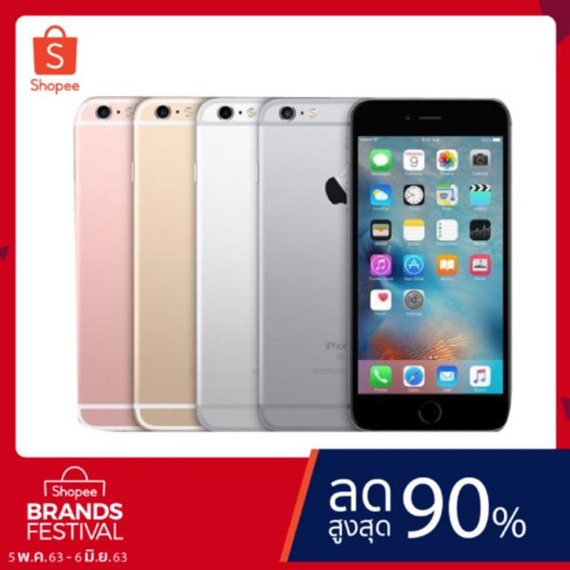 Apple iPhone 6Splus 16GB เครื่องนอก[ มือสอง ]iPhone 7plus 32/128G