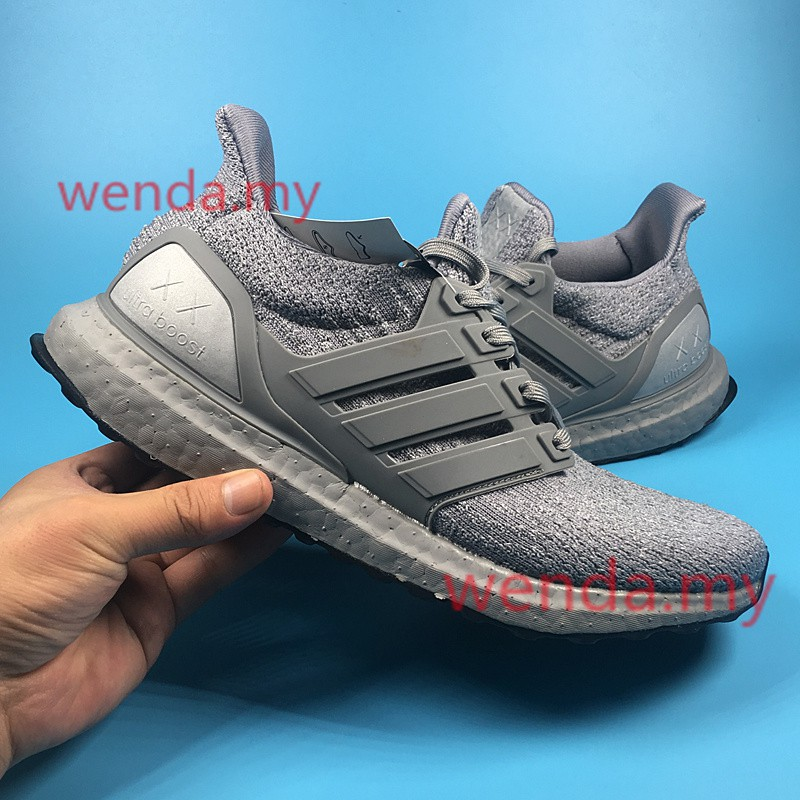 Ready stock Unisex adidas Ultra boost ub3.0 Breathable Mesh Sneaker runing shoe