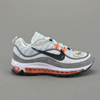 on sale 19617 ba798 รองเท้าผ้าใบกีฬา OFF WHITE x Nike Air Max 98