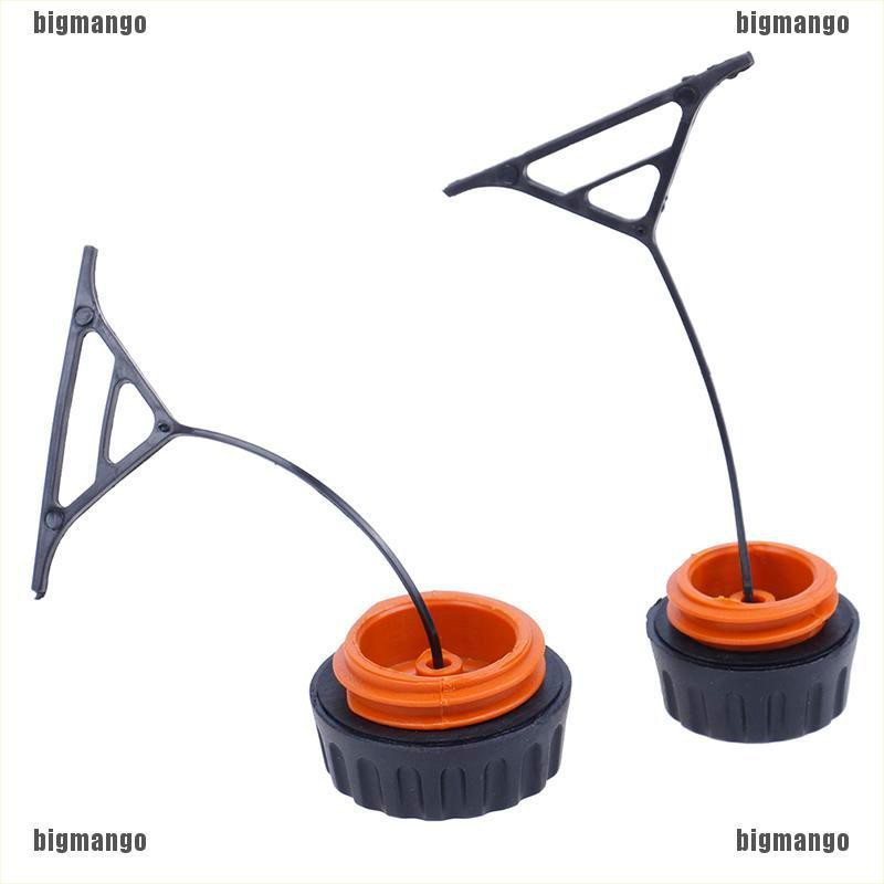 [bigmango]2Pcs/set gas fuel oil cap fit stihl 025 026 020 021 023 024 028 034 036 chainsaw