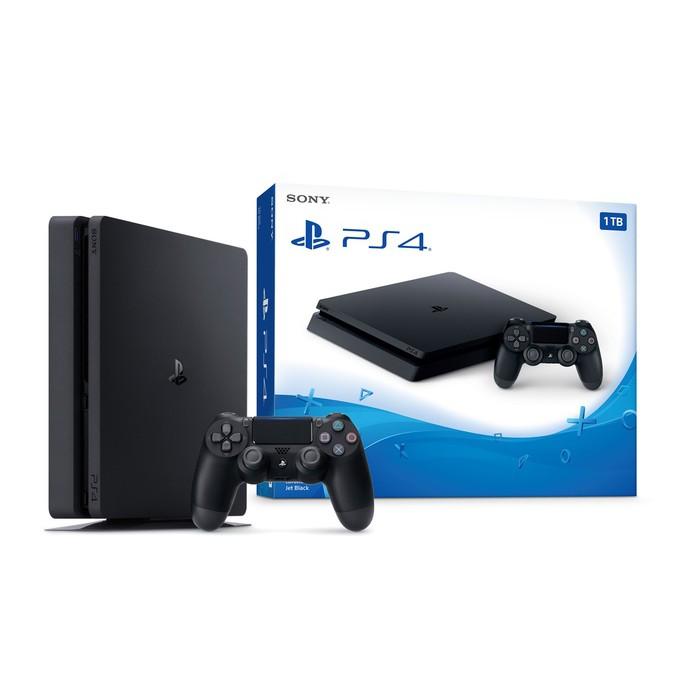 เครื่อง PS4 Slim แท้   มือสอง ศูนย์ไทย ความจุ 500Gb - 1Tb  ประกันร้าน 1 เดือน