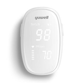 Review Xiaomi Yuwell Yx 102 Fingertip Pulse Oximeter เครื่องวัดความดันโลหิต / อัตราการเต้นของหัวใจหน้าจอ Led ราคาเท่านั้น ฿610
