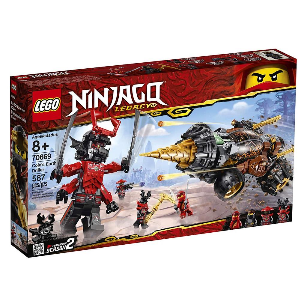 20 booster LEGO ® Ninjago ™ Movie Sticker Album 100 images