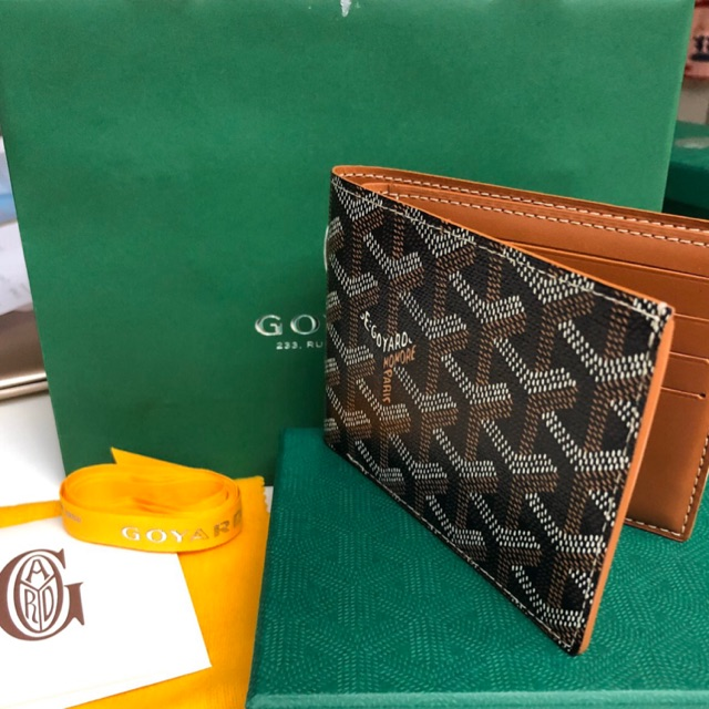 (Sold Out) ❌ New Goyard 8 Cards Wallet 🔥⚡️ของแท้ 💯%