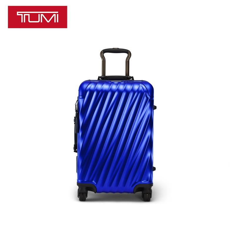 Tumi / Tu Ming 19 Degree Series Klein กระเป๋าเดินทางล้อลากสีฟ้า