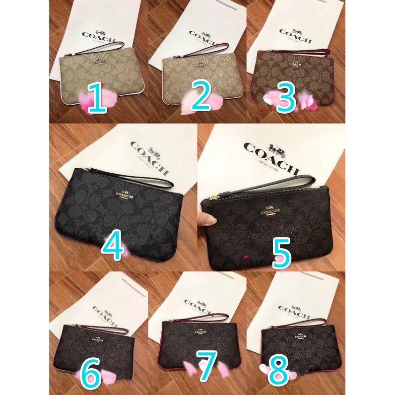 กระเป๋าสตางค์ Coach แท้,กระเป๋าสตางค์ผู้หญิง,กระเป๋าสตางค์ใบสั้น,กระเป๋าสตางค์หนัง
