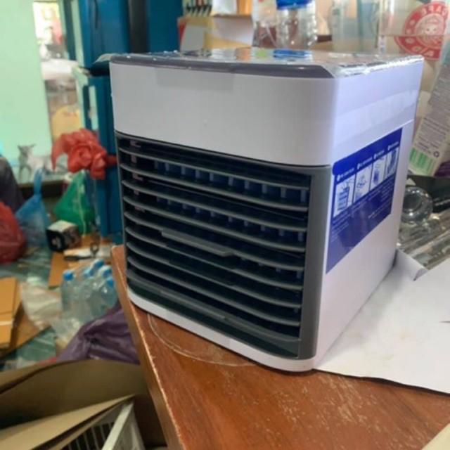 Tim Store Air Cooler พร้อมส่ง Arctic air พัดลมไอน้ำ ขนาดตั้งโต๊ะ รุ่น 2019 พัดลมไอน้ำ