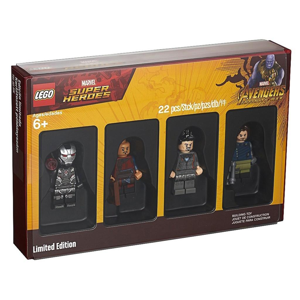 5005256 : Lego Marvel Super Heroes Bricktober 2018