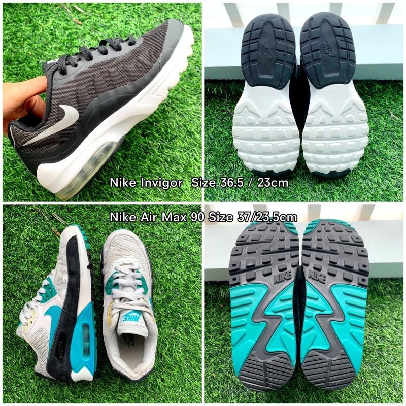ส่งต่อ Nike Air Max 90 /Invigor  Size 36.5 /37 ขนาด 23/23.5 cm