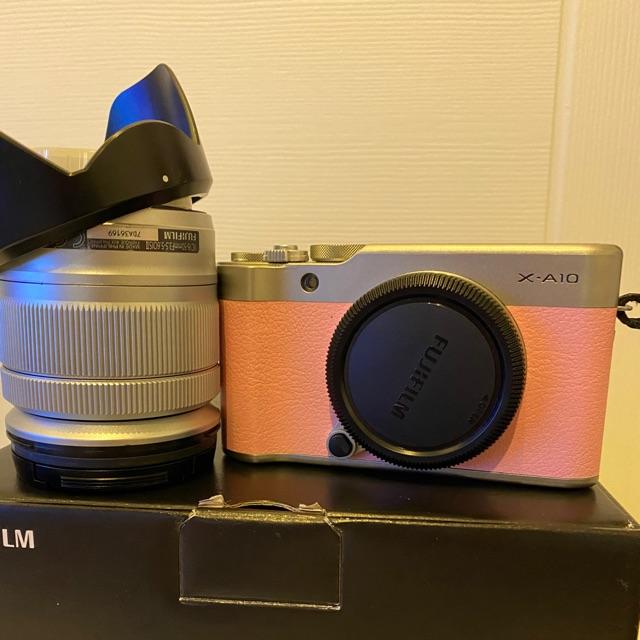 กล้อง Fuji X-A10 มือสอง ต่อลอง ราคาได้ค่ะ
