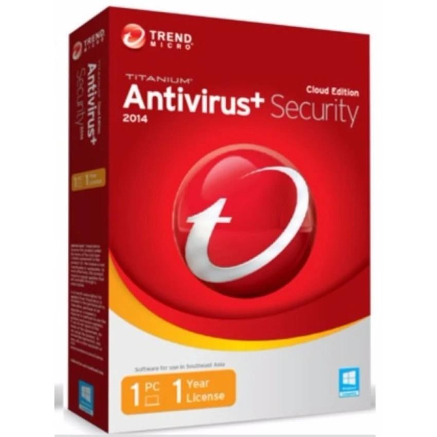 ผลการค้นหารูปภาพสำหรับ Trend Micro Antivirus+ Security