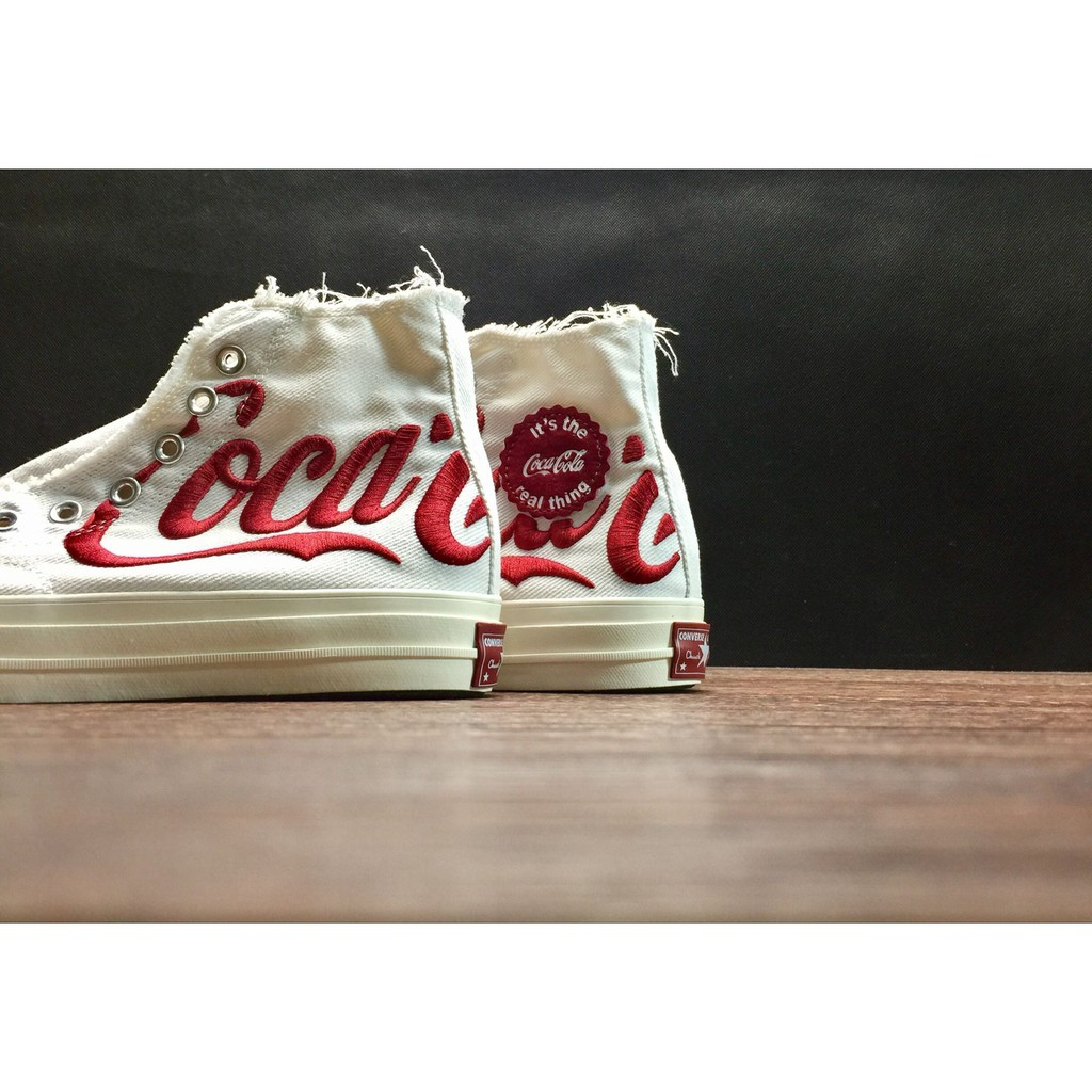 85d87e3b Find Price Kith x Coca-Cola x Converse Chuck Taylor All Star 1970 s  รองเท้าผ้าใบ ล่าสุด - เท่านั้น ฿1,531