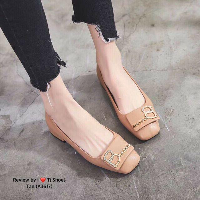 รองเท้าคัชชูเพื่อสุขภาพ ที่สวยเกร๋ [[A3617]]