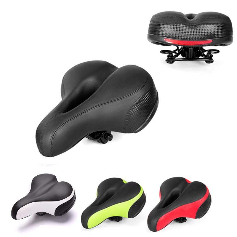 RockBros Bicycle Sponge Pad Seat Saddle Cover Bike Cycling Soft Cushion